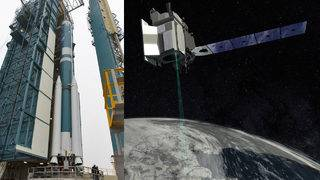NASA satellite, UCF mission launches on Delta II rocket's swan song