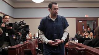 15-year-old to Larry Nassar: 'My hate toward you is uncontrollable'