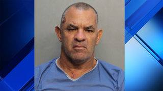 Hialeah man accused of beating girlfriend, shooting 2 others with flare gun