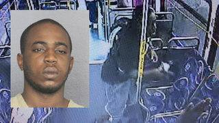 Man turns himself in after shooting passenger on bus, police say