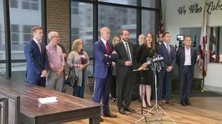Parkland victims' families file lawsuits against BSO, school district