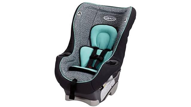 Graco recalls more than 25,000 car seats
