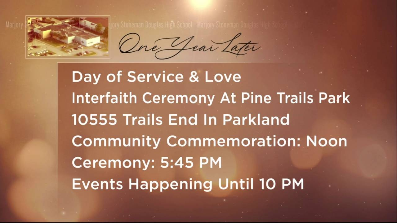Day of Service & Love at Pine Trails Park