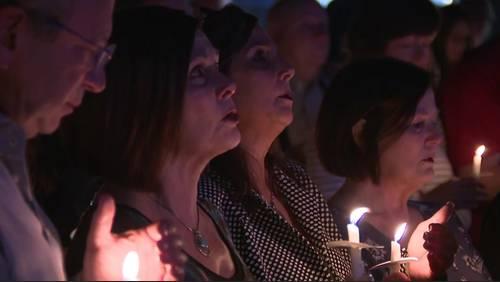 'She's been in heaven since 1991': Sister of 'Killing Fields' victim speaks at vigil