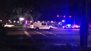 Woman killed in crash on Jacksonville University campus