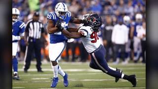 Texans lose season finale to Colts 22-13