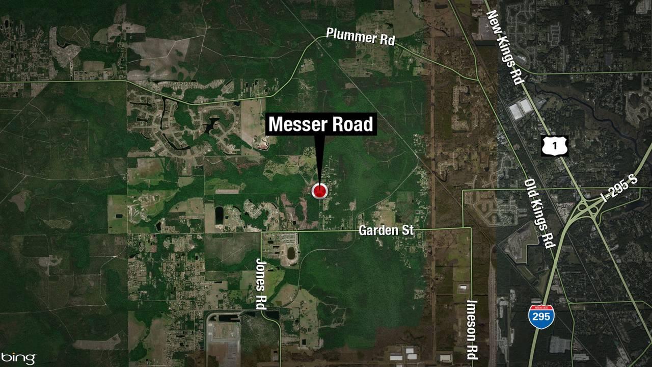 Messer Road map