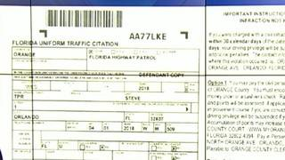 What are the options to pay off traffic tickets?