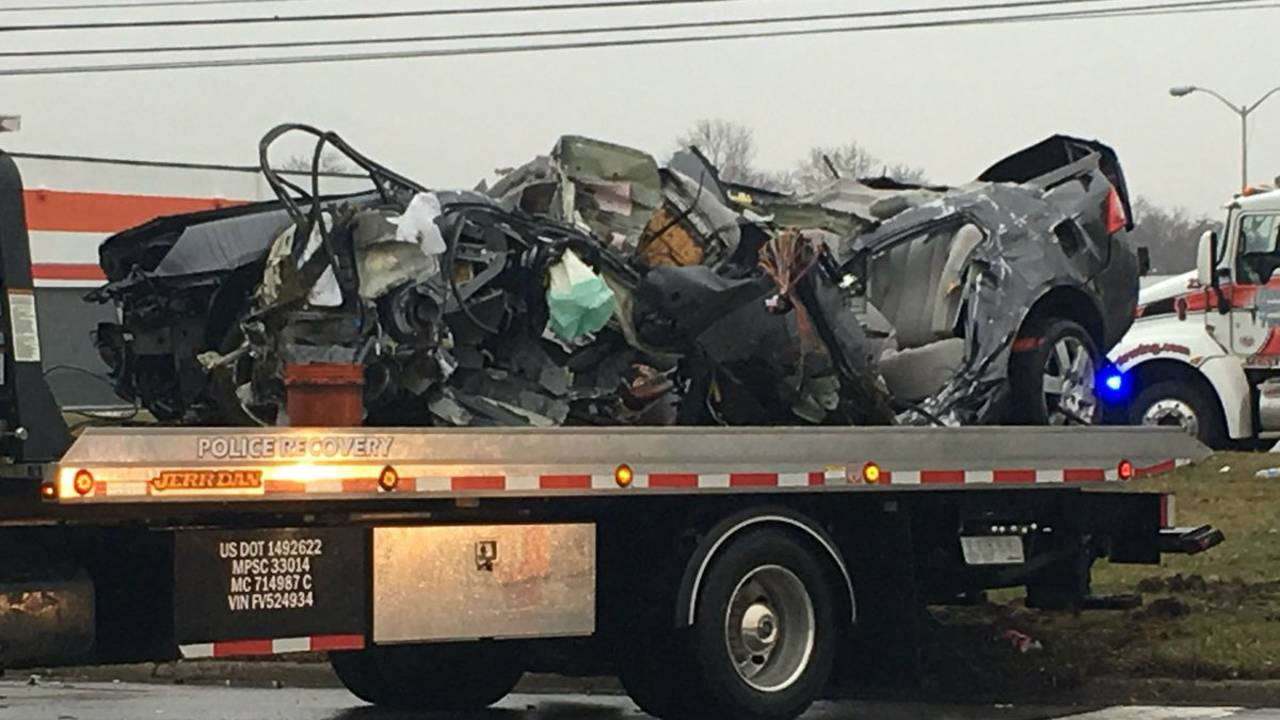 3 women killed in rollover crash on Telegraph Road in Redford