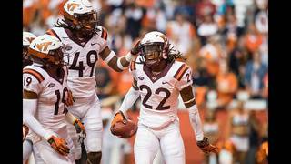 Tech's Edmunds brothers declare for NFL Draft