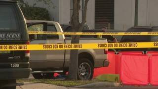 Man fatally shot near pickup truck in North Miami Beach