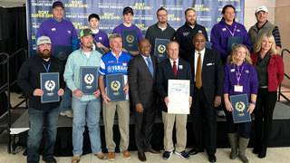 Harvey 'boat heroes' honored at annual Houston Boat Show