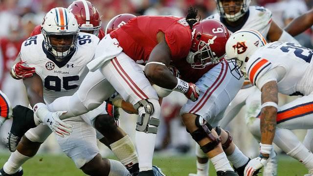 2017 Iron Bowl Score >> Alabama football vs. Auburn: Time, TV schedule, game preview,...