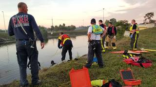 Woman dies after crashing into canal in Coconut Creek