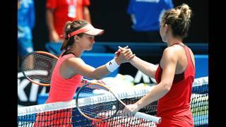 Simona Halep wins record Australian Open classic, Maria Sharapova exits