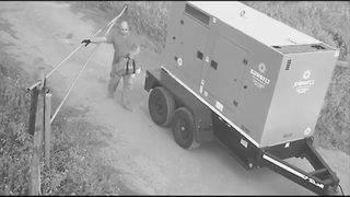 Thieves steal $75,000 generator in Deerfield Beach