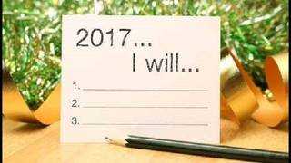2017 New Year's Resolutions: The Most Popular and How To Stick to Them