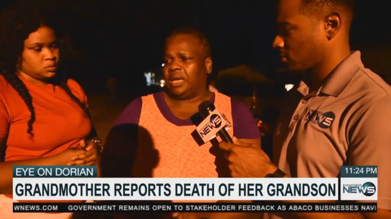 Grandmother of 8-year-old boy who died in Bahamas-34094