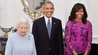 Michelle Obama says Queen told her royal protocol is 'rubbish'