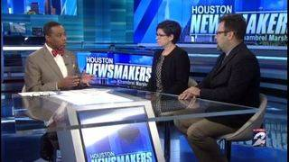 Houston Newsmakers Dec. 17: Documenting Harvey for history, Habitat for&hellip&#x3b;