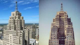 Iconic Detroit Buildings: Penobscot Building