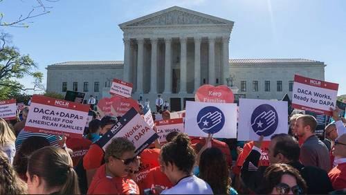Texas judge set to hear arguments on DACA challenge