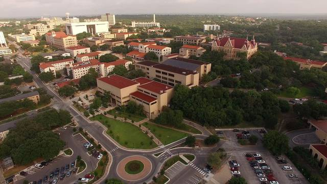 for the fifth time in a year texas state s president has had
