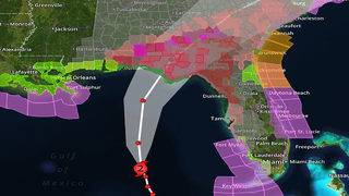 Here's how Hurricane Michael will impact your county
