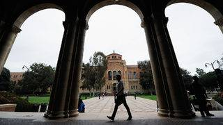 Chinese parent arrested in Spain in college admissions scam
