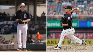 Detroit Tigers now have two of top 10 right-handed pitching prospects in…