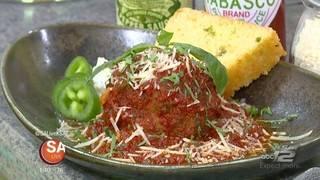 RECIPE: Spiced-up jalapeno meatballs by Zocca Cuisine d'Italia