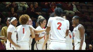 Virginia Tech women's hoops off to fast pace