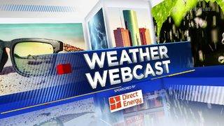 Storms for Monday and Cold Front Tuesday