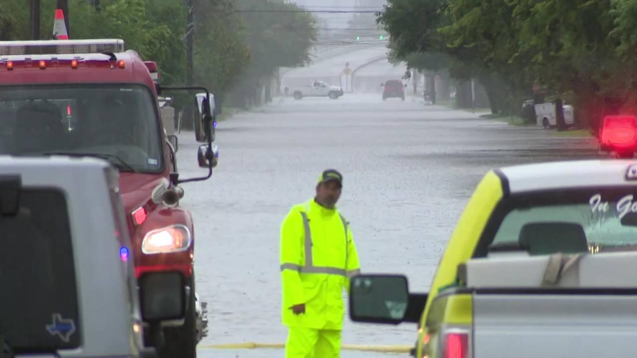 Freeport flooding 9-18-19