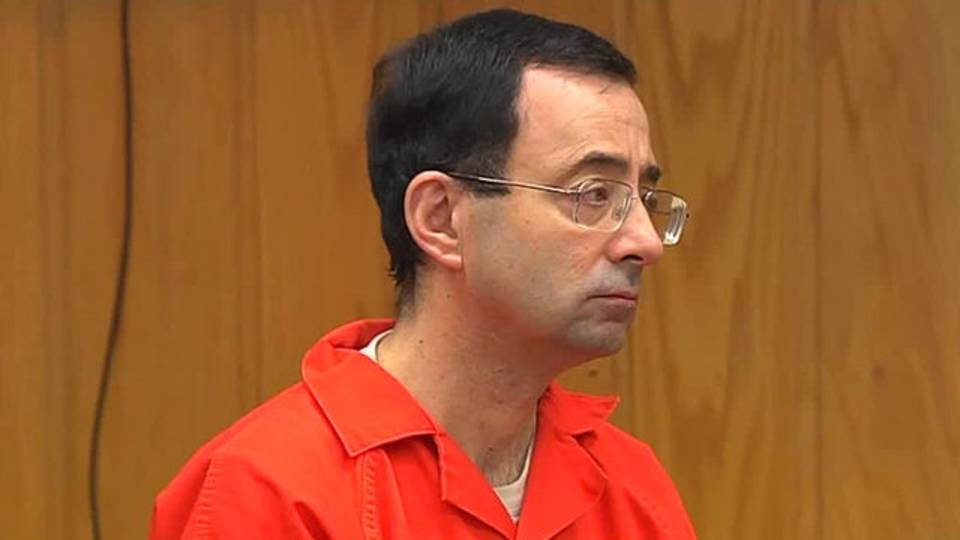 Larry Nassar sentenced to 40-125 years in Eaton County abuse cases