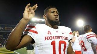 Jaguars path to the draft | The case for Ed Oliver at No. 7