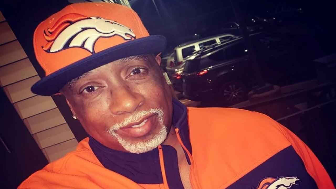 Khalil Amani, wearing Denver Broncos attire, testified against Yahweh ben Yahweh