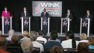 Greene joins Democratic debate for Florida governor