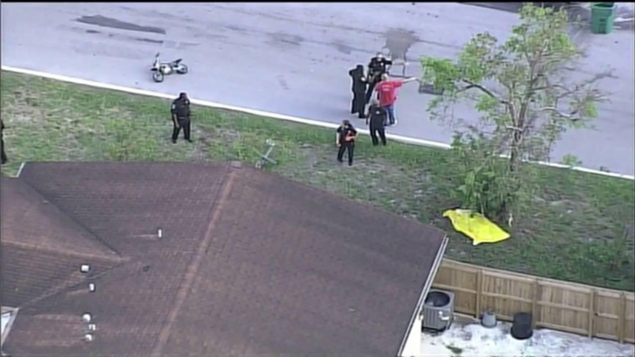 Death investigation in Miami Gardens