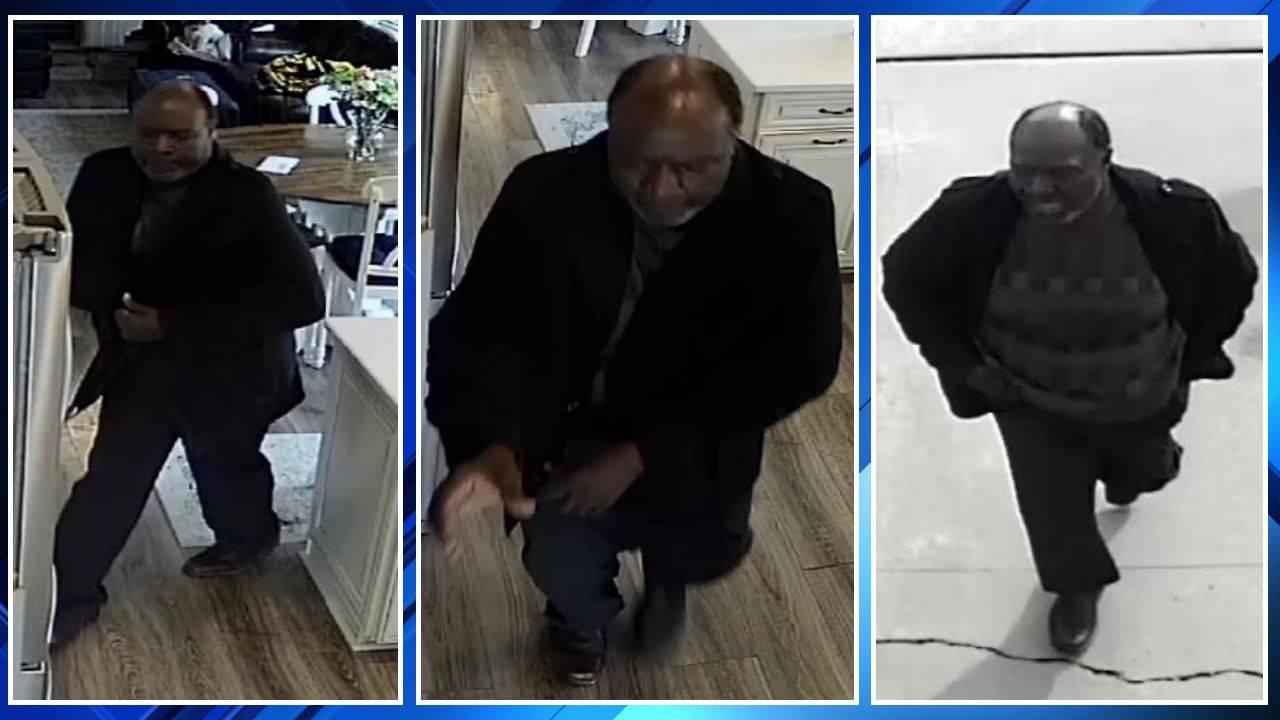 Washtenaw County home invasion suspect
