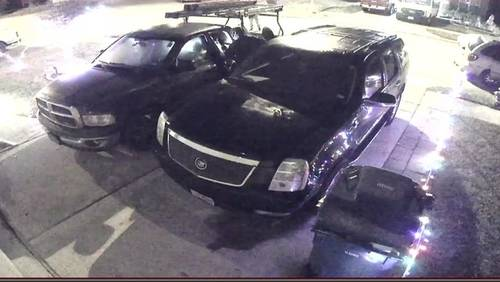 Car burglars take off with jacket containing expensive wedding ring in pocket