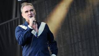 Morrissey denies supporting Spacey, Weinstein