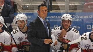 Florida Panthers fire head coach Bob Boughner
