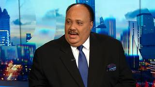 Martin Luther King III: Trump's vulgar comments are 'extremely racist'