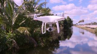 Florida Power & Light touts benefits of drone program
