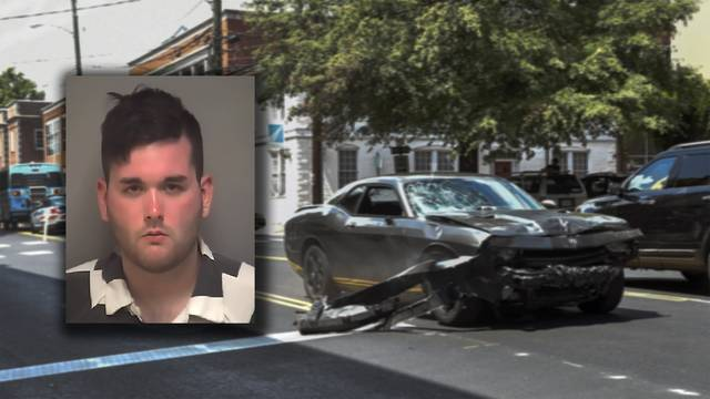 What Car Was James Fields Driving Charger Suv