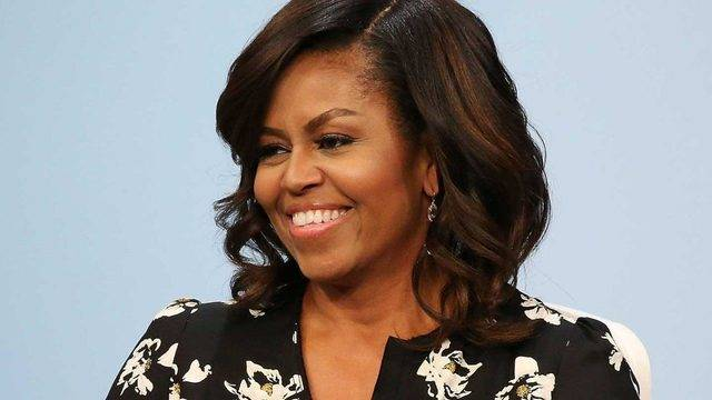 Michelle Obama reschedules book tour stops to pay respects ...