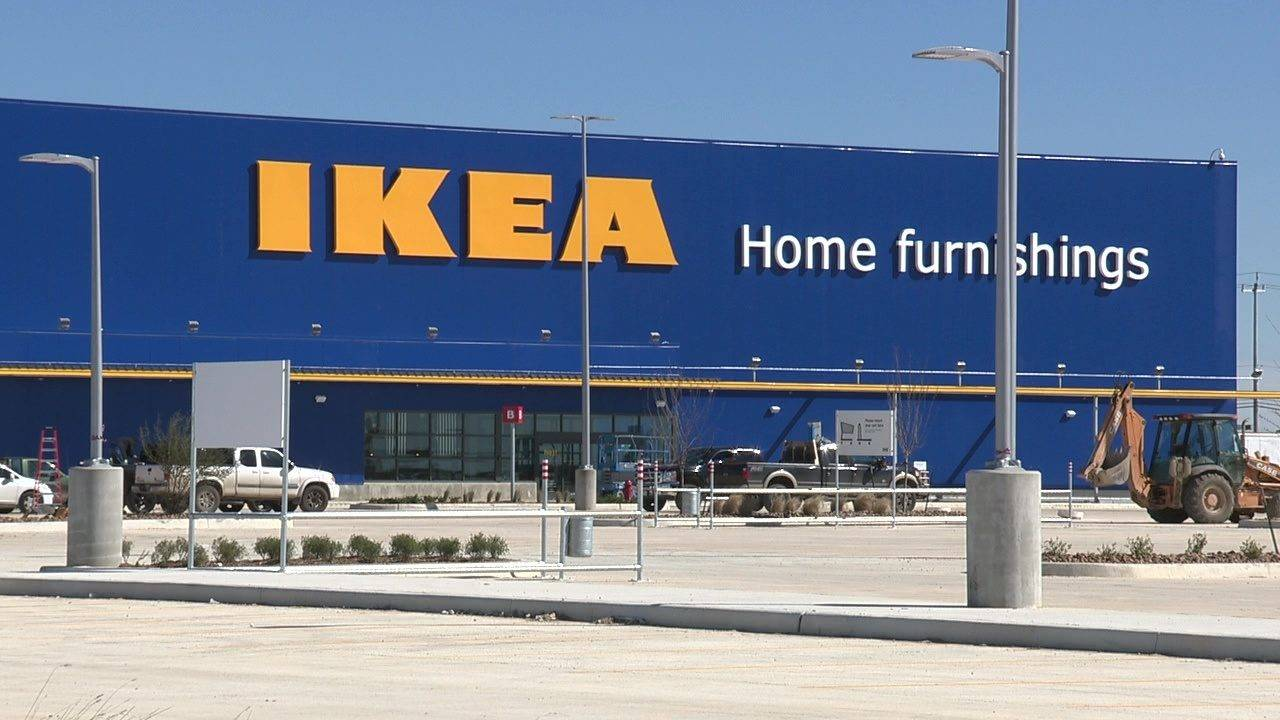 txdot warns of delays as live oak ikea slated for grand opening. Black Bedroom Furniture Sets. Home Design Ideas