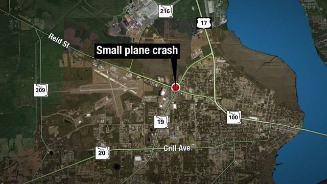 Map-Putnam-plane-crash