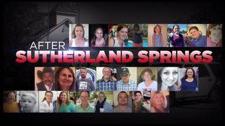 KSAT-12 News special 'After Sutherland Springs' airs Tuesday at 9 p.m.